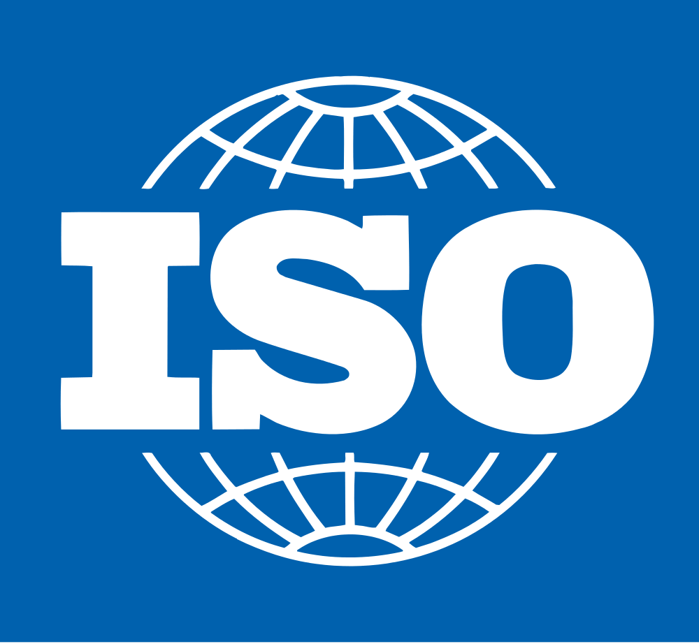 Logo do ISO.